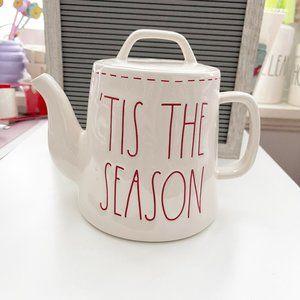 ✨ NWT 'Tis the Season Tea Pot | Rae Dunn